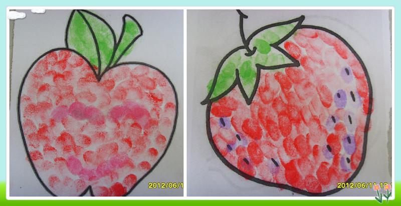 【好宝宝启蒙】 我用手指画水果(指纹画) 等你长大