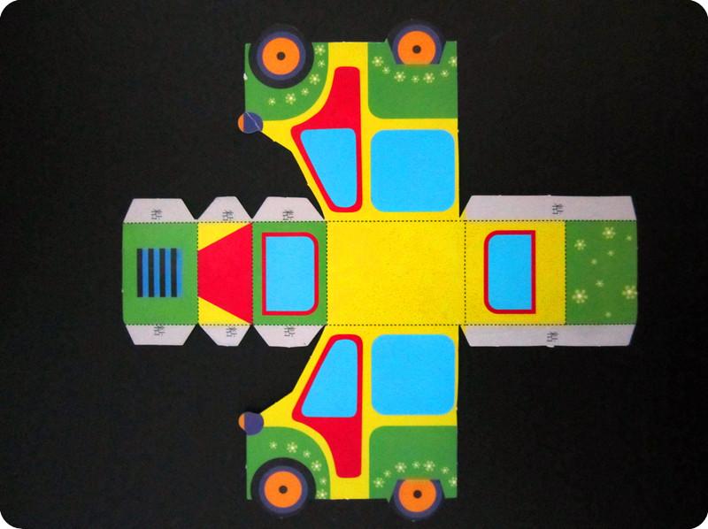 小猫简笔画头饰图片_这就是幼儿园的作业,手工小汽车!