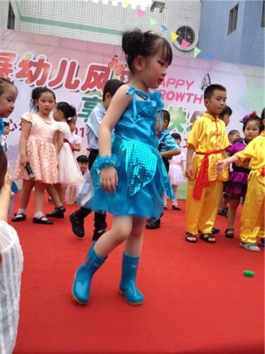 幼儿园六一儿童节表演服装