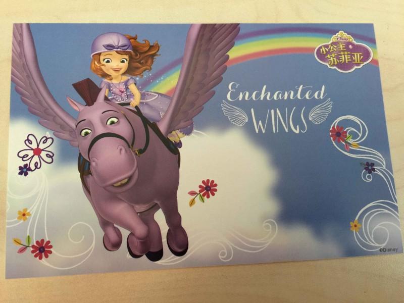 《迪士尼完美小公主拼音图画故事书》之《快乐小公主》阅读心得