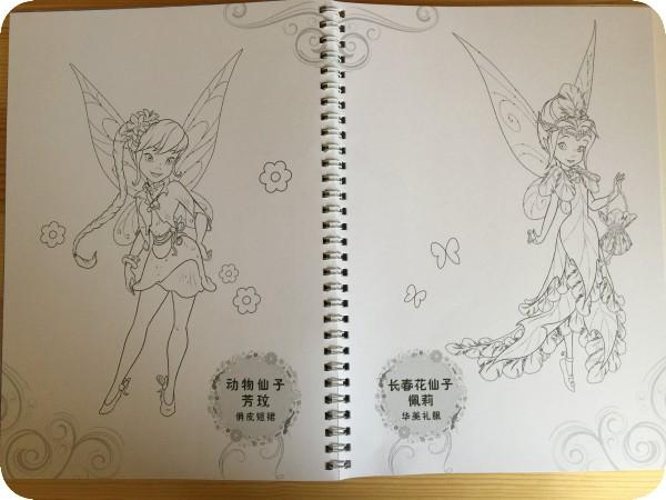 还有一些公主们的简笔画