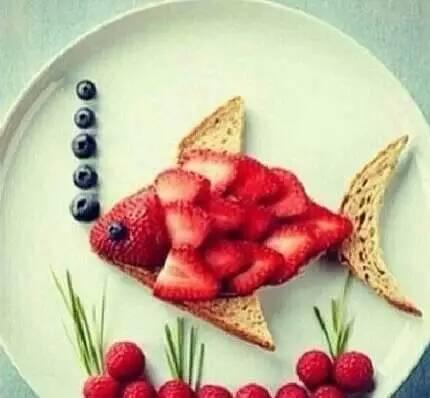 推荐几个美丽的水果拼盘