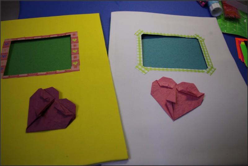 教师节DIY手工贺卡,更代表爱老师的心图片