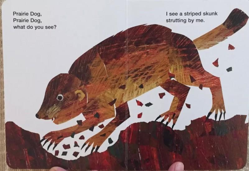 动物拼贴画简单