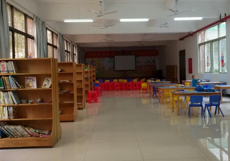 儿童阅览室的那些事