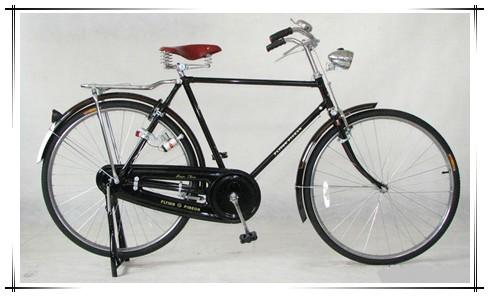 一定会使劲摇动自行车铃铛