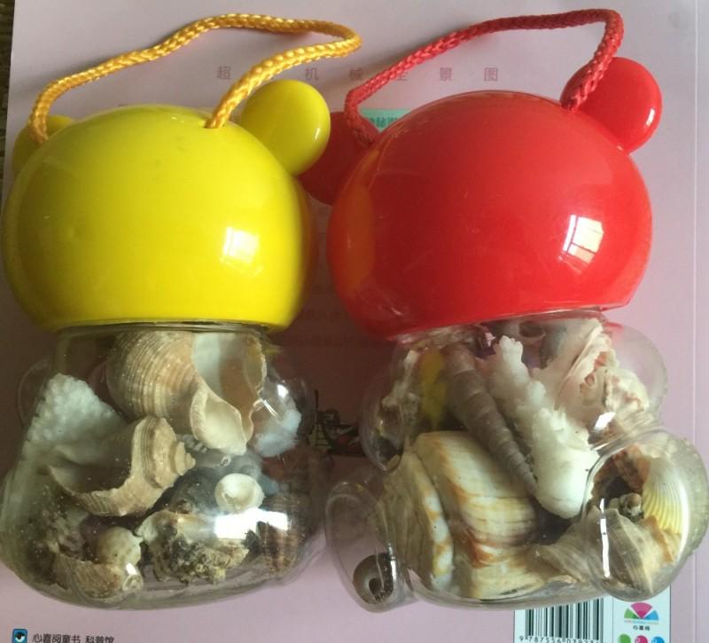 好可爱的贝壳盒子