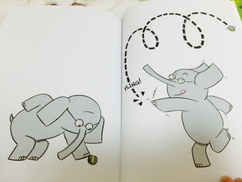 小象简易画加步骤