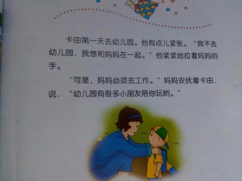 幼儿园 读后感