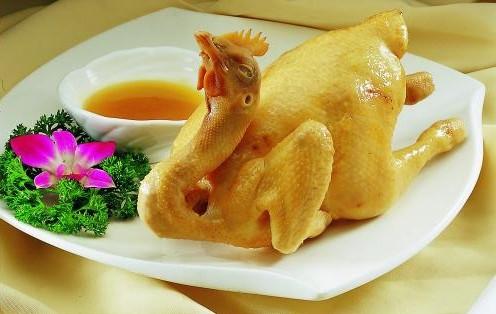 清香水晶鸡