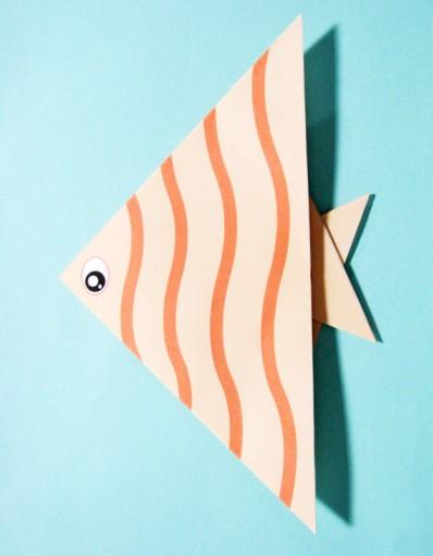 跟宝宝一起动手做简单,可爱的折纸