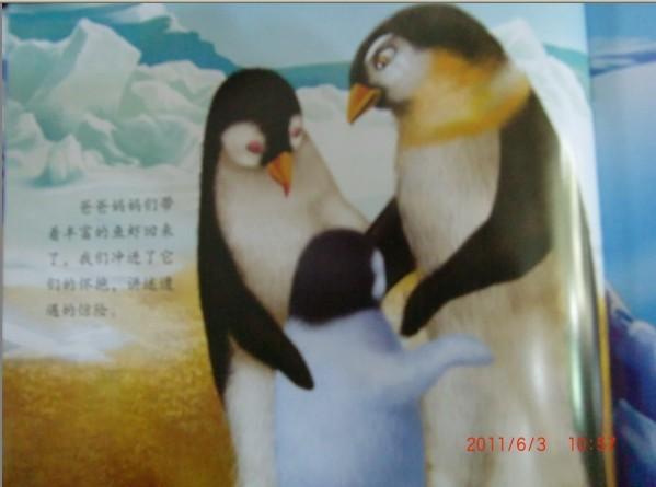 壁纸 动物 企鹅 599_445