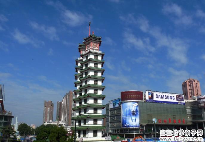 郑州的标志建筑