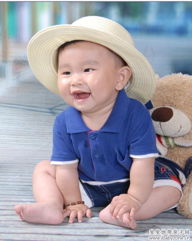 【可爱宝贝秀出来】 不爱戴帽子 kittymao51 - 宝宝