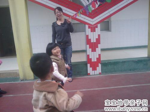 幼儿园的早锻炼 - 宝宝地带