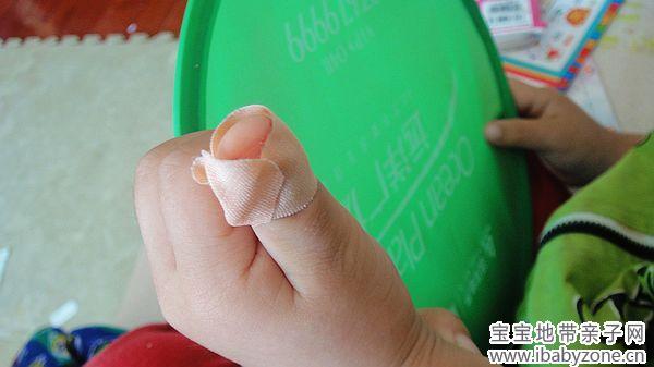 新生儿包戒子步骤图片