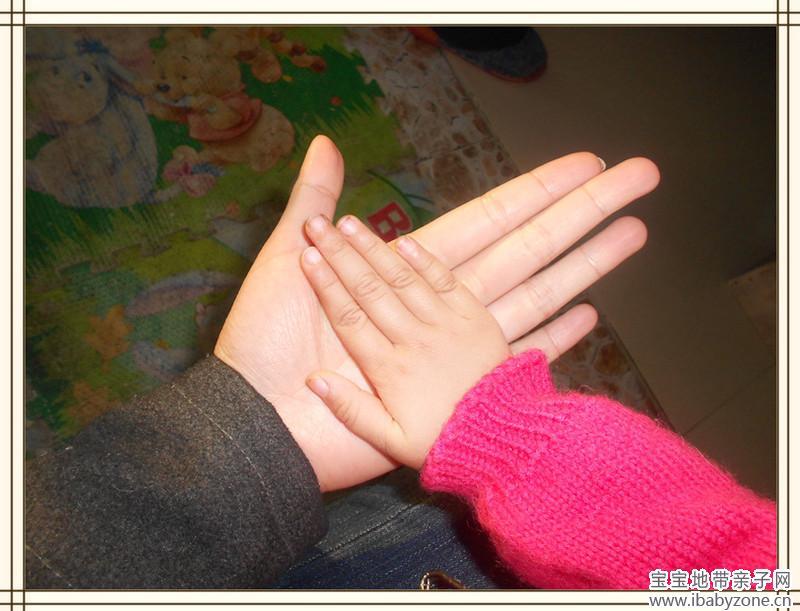 [大手牵小手,心会和爱一起走] 手牵手,心相连 t6089223