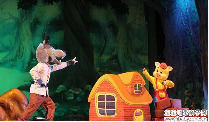 儿童话剧房子图片