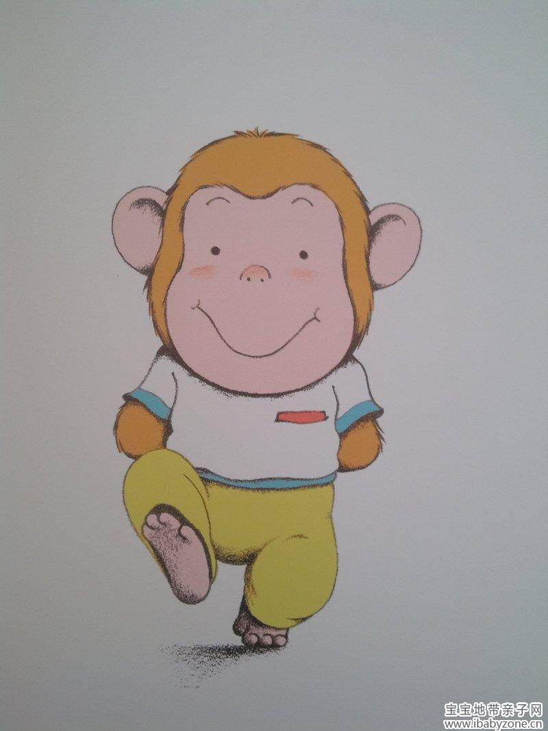 看我七十二变——《小猴子坦坦的手绢》