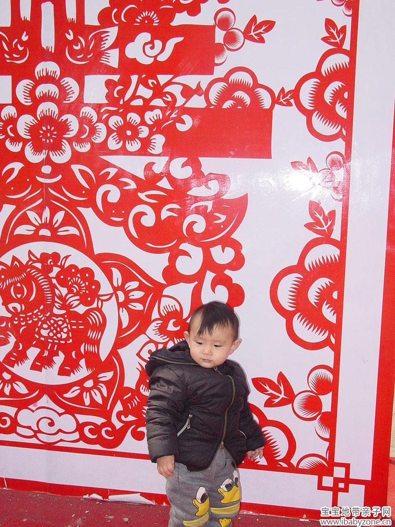 中国娃 中国画