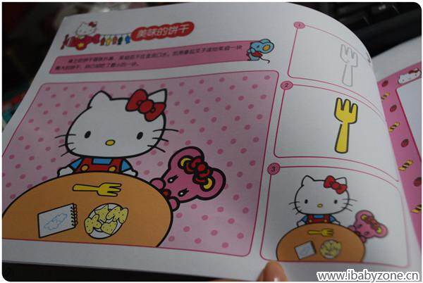 凯蒂猫简笔画 一学就会