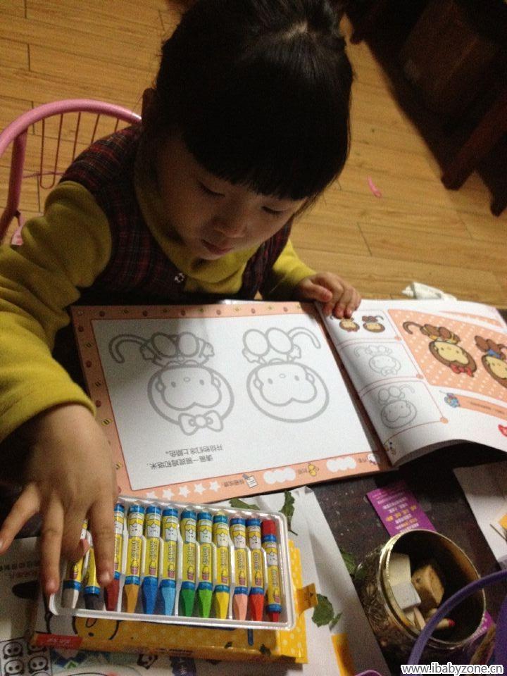 一学就会的凯蒂猫简笔画 涂鸦的乐趣