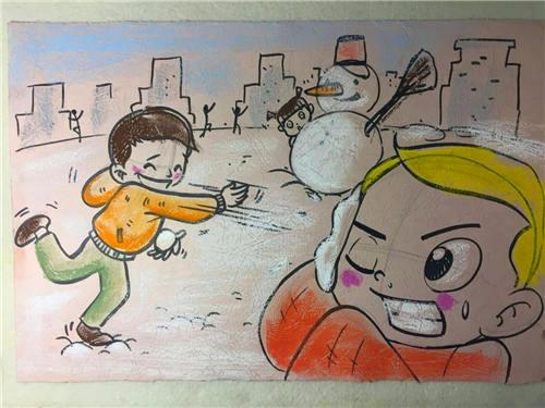 【成品图】12月4日快乐下雪天