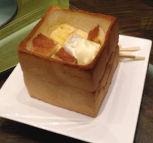 1面包诱惑