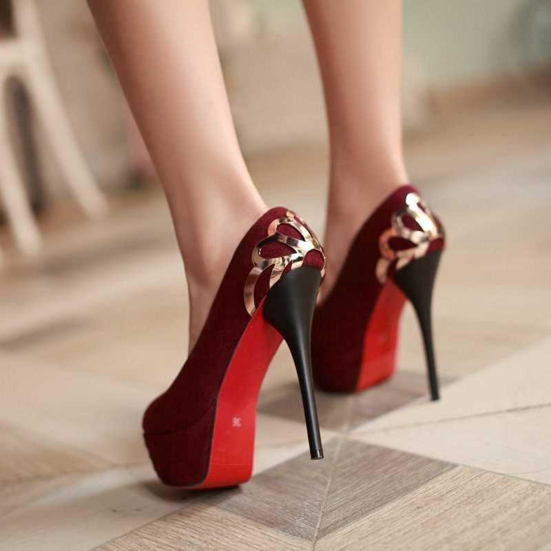 高跟鞋VS平底鞋 7.11 7.18