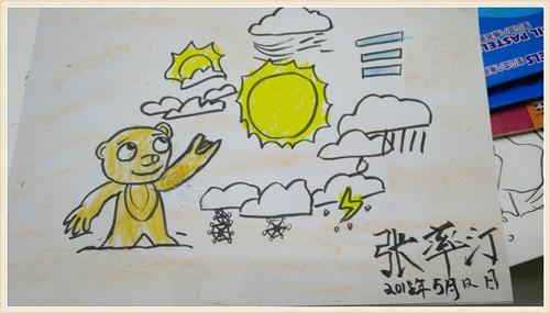 cycle chen -天气