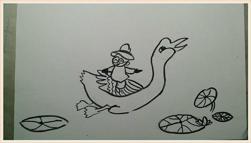 田妈-鹅鹅鹅