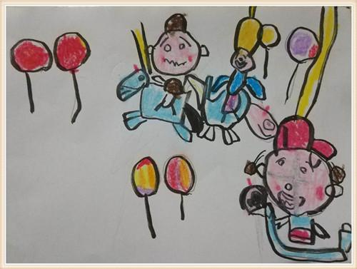 阿汉-儿童节