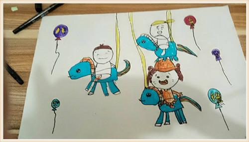 暮色-儿童节