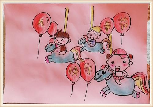 千年白狐-儿童节
