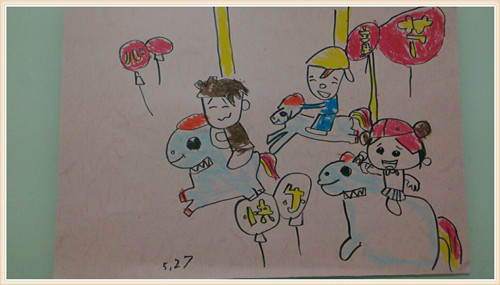 紫璇-儿童节