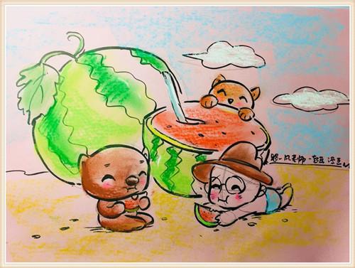 【】0716西瓜宴-成品图