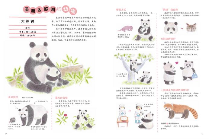 《世界动物绘本》 (2)