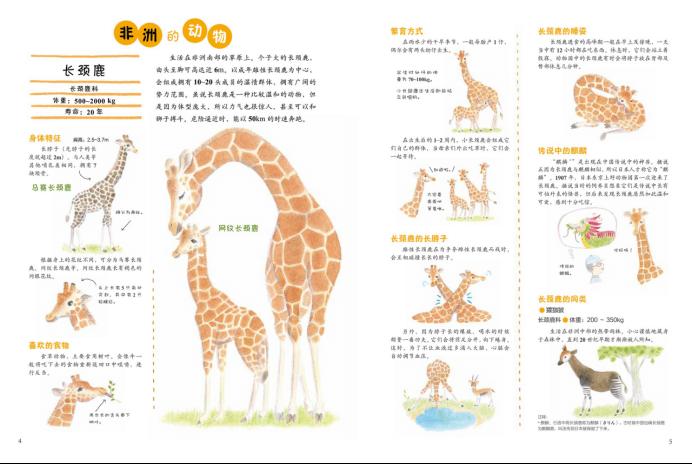 《世界动物绘本》 (3)