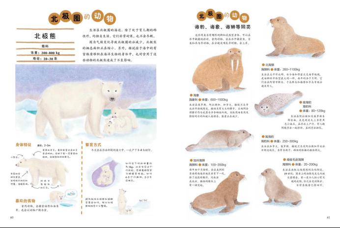 《世界动物绘本》 (4)