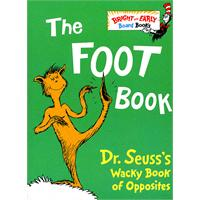 The Foot Book 千奇百怪的脚