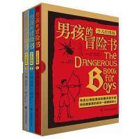 男孩的冒险书(少儿绘图版)