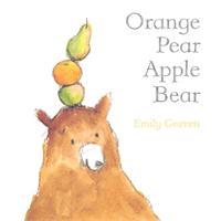 Orange Pear Apple Bear  橘子.梨子.苹果.熊