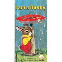 I AM A BUNNY 我是一只小兔子