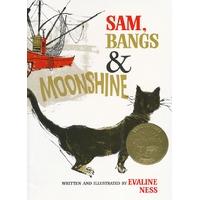 Sam,Bangs,Moonshine 莎莎的月光