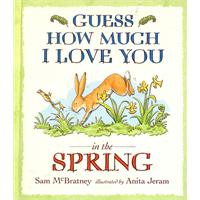 Guess How Much I Love You in the Spring 猜猜我有多爱你