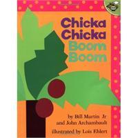Chicka Chicka Boom Boom 叽喀叽喀碰碰