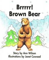 Brrrrr! Brown Bear