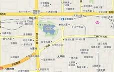 望京店地图