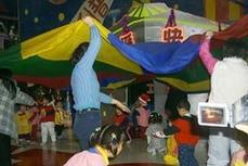 工体国际儿童健康娱乐中心