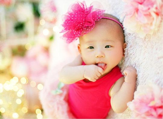 贝比优韩国儿童摄影_可爱宝宝